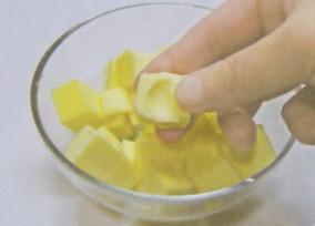 黄油要提前软化