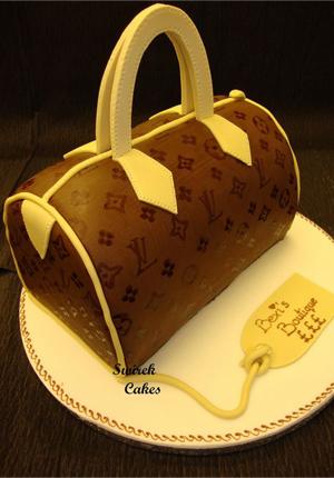 香滑的蛋糕