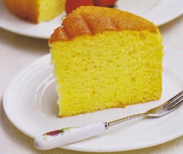 全蛋海绵蛋糕