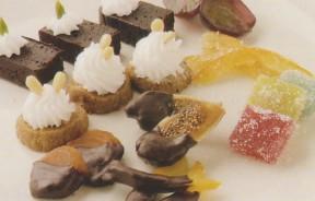 糖霜小甜饼、生的小糕点