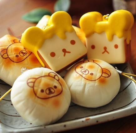 花式面包面团