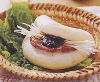 日式肉夹馍