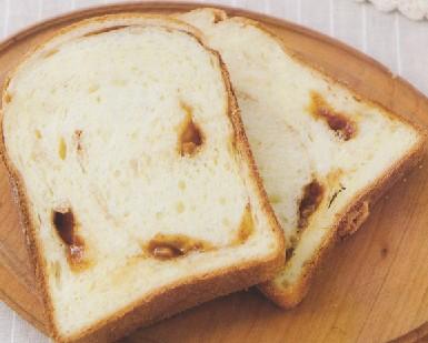 太妃糖大理石面包
