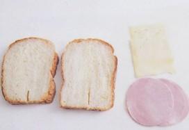 包括2片面包