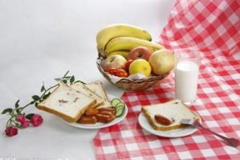 面包机让早餐更丰富