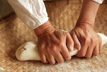 面包机揉面