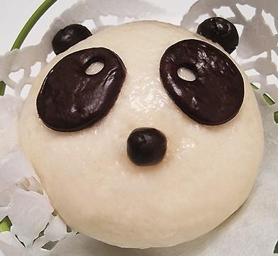 熊猫蜜豆包