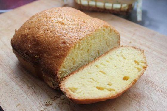 面包机做西式蛋糕