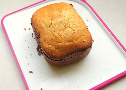 冷却后的蛋糕