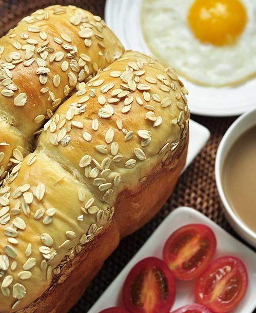 非常的适合做早餐的主食