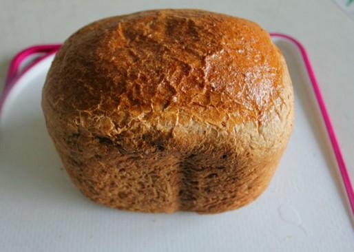 德式清淡养生全麦面包