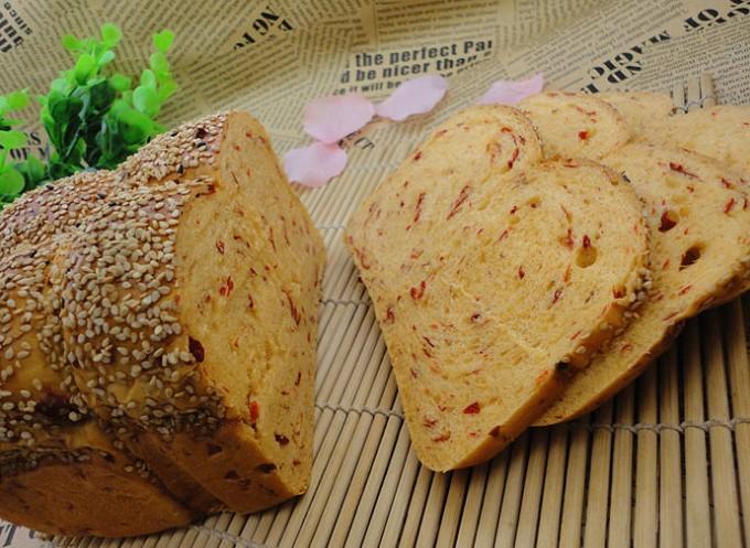 柏翠PE6300UG面包机做让你快乐的辣椒面包