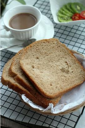 黑糖核桃面包