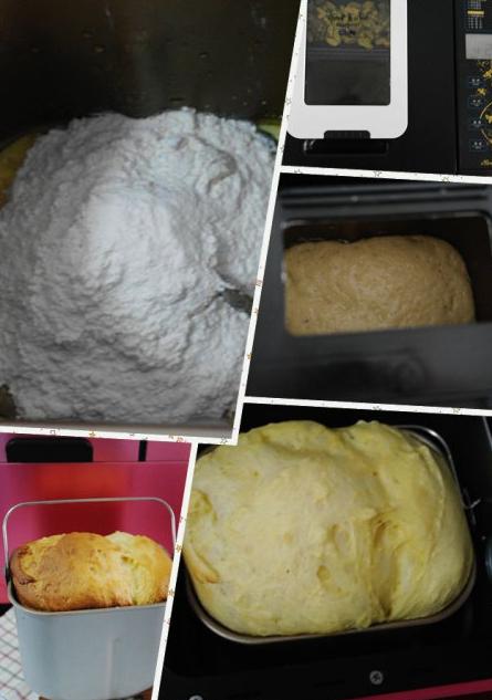 酸奶葡萄干面包制作方法