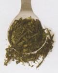 用不同风味的日本茶作为糕点的搭配
