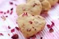 情人节必备西点 玫瑰花心形饼干