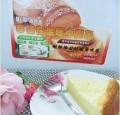 柏翠面包机做松软蛋糕的方法