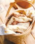 柏翠面包机制作豆沙吐司